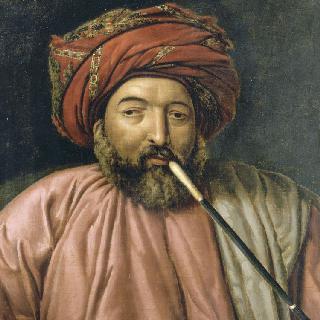 게르게스 엘 고하리 족장의 초상