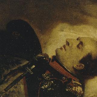 1821년 5월 5일 나폴레옹의 임종