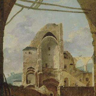 몽마르트 수도원의 파괴