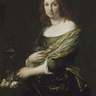 여인의 초상