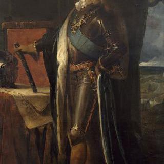 아드리안 모리스, 노아일 사령관 (1678-1766)