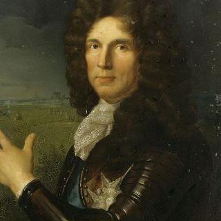 자크 바쟁, 브종 백작, 프랑스 총사령관의 초상 (1646-1733)