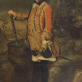 샤를 드 로한, 수비즈 왕자, 프랑스 총사령관의 초상 (1715-1787)