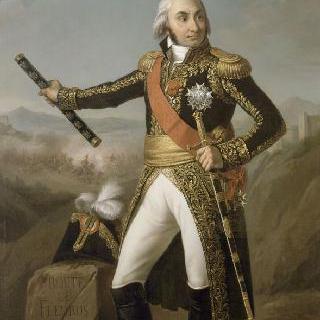 장 밥티스트 주르단 백작, 1804년 제정 사령관 (1762-1833)