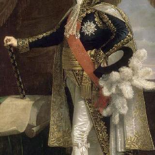 샤를 피에르 프랑수아 오주로, 카스티글리온 공작 (1757-1816), 제정 사령관