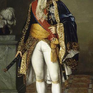 프랑수아 조제프 르페브르 사령관, 단치그 공작 (1755-1820)