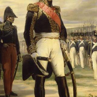루이 가브리엘 수쉐, 알뷔페라 공작, 프랑스 총사령관 (1770-1826)