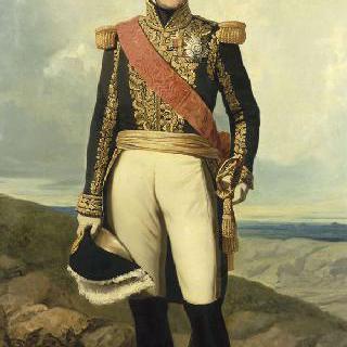 레미 조제프 이시도르, 에젤망 백작 (1775-1852), 프랑스 총사령관