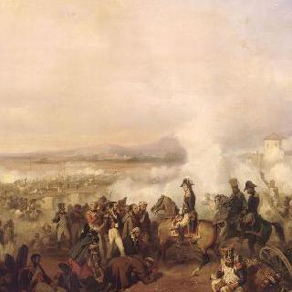 1809년 5월 29일 포르투갈 오포르토 전투의 술트 사령관