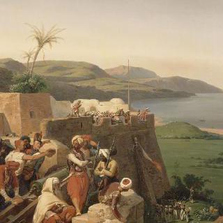 1832년 알제리 정복 이야기, 1832년 3월 21일 본 탈환