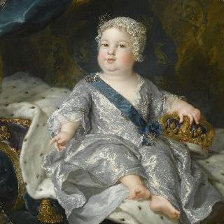 루이 드 프랑스, 왕태자 (1729-1765)