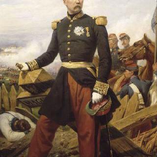 마트리스 드 막 마옹 (1808-1893), 마젠타 공작, 1859년 프랑스 총사령관