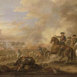 1745년 7월 9일 멜 전투