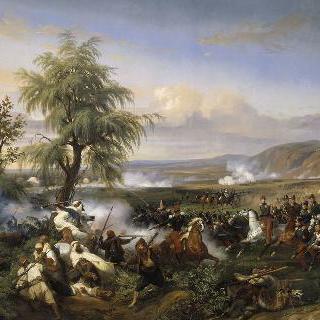 1835년 알제리 정복 이야기