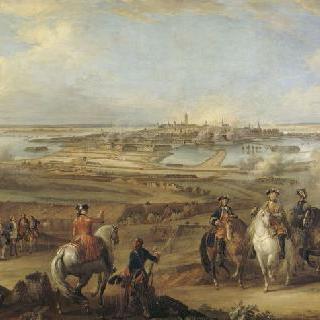루이 14세의 1746년 6월 7일부터 7월 11일까지의 몽의 점령