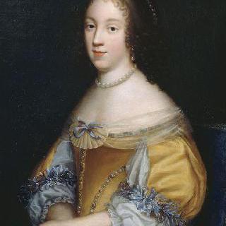 엘리자베스 도를레앙 (1656-1696), 귀즈 공작 부인