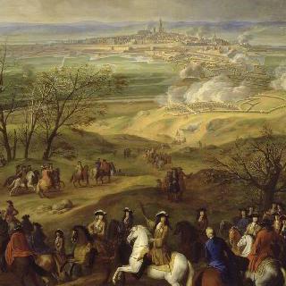 1691년 4월 9일 루이 14세의 몽의 탈환