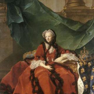 마리 레슈친스카 프랑스 왕비 (1703-1768)