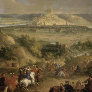 1692년 6월 나뮈르의 점령