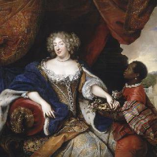 샤를롯트 엘리자케스 드 바비에르, 팔라틴 공주, 오를레앙 공작 부인 (1652-1722)