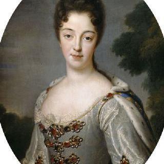 마리 아델라이드 드 사부아, 부르고뉴 공작 부인, 황태녀