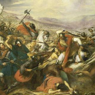 732년 10월 푸아티에 전투
