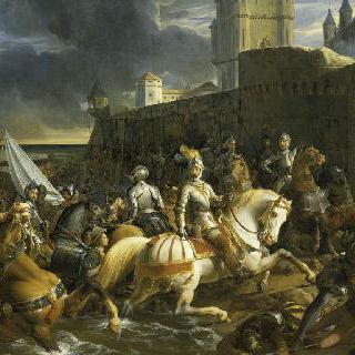 1558년 1월 9일 프랑수아 귀즈 공작의 칼레 탈환