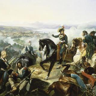 1799년 9월 25일 취리히 전투의 마세나의 승리