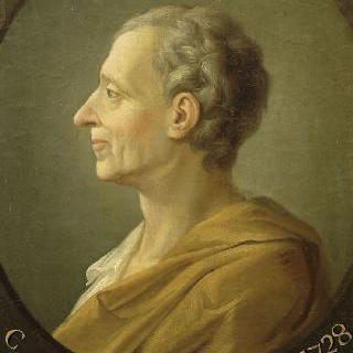 샤를 드 스콩다, 몽테스키외 후작 (1689-1755), 철학자