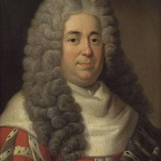 앙투안 포타일 (1674-1736), 파리 의회 의장