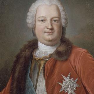 루이 드 부르봉 콩데, 클레몽 백작 (1709-1771), 국왕 부대 사령관