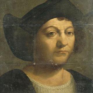 크리스토프 콜롬브 사후 초상 (1451-1506)