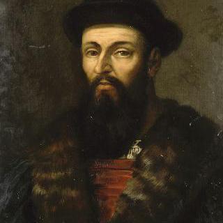 페르난드 드 마젤란 (1480-1521), 포르투갈 항해자
