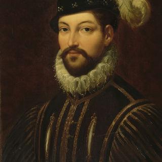 가브리엘 드 로르주, 몽고메리 백작 (1530-1574)