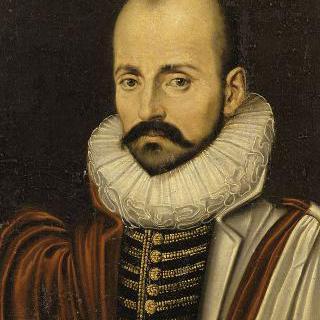 미쉘 이켐, 몽테뉴 영주 (1533-1572)