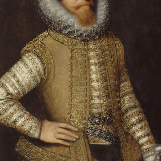 모리스 드 나소, 오랑주 왕자, 네덜란드의 주총독 (1567-1625)