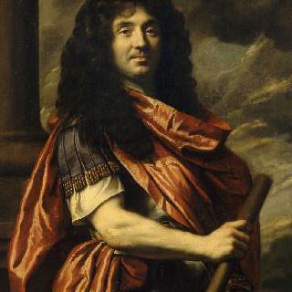 필립 드 클람볼의 초상 (1606-1665), 팔루오 백작