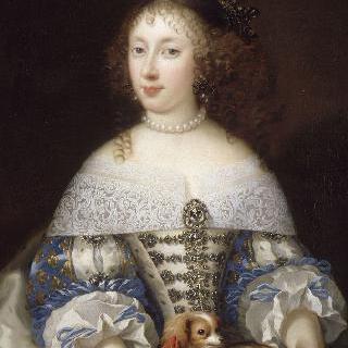 앙리에트 안 당글르테르, 오를레앙 공작 부인 (1644-1670)