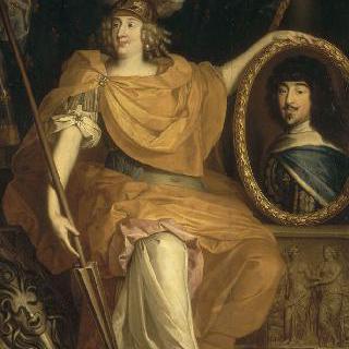 안 마리 루이즈 도르렐앙 (1627-1693), 몽팡시에 공작 부인