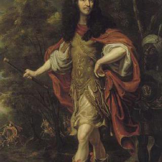 앙리 드라 투르 도베르뉴 (1611-1675), 투렌 자작
