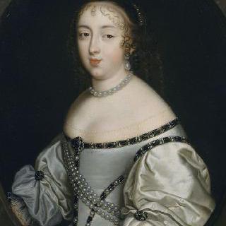 카트린 드 네프빌 (1639-1707), 아르마냑 백작 부인