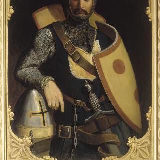 보두앙 2세의 이름으로 1118년 예루살렘 선출왕 보두앙 뒤 부르그 (-1131)