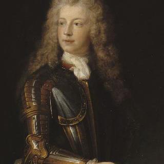 루이 오귀스트 드 부르봉 (1700-1755), 돔브의 왕자