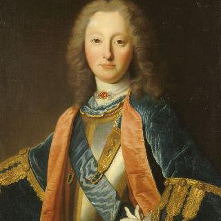 루이 샤를 드 부르봉 (1701-1773), 에위 백작