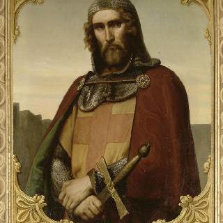 기 드 루지난, 1186년부터 1192년까지의 예루살렘 왕 (1129-1194)