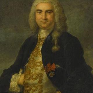 베르트랑 프랑수아 마테 드 라 부르도네 (1699-1753)