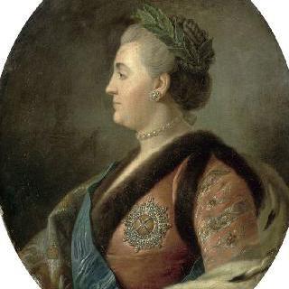 까트린 2세, 러시아의 여황제 (1729-1796)