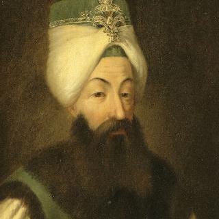 압둘 아미드 2세의 초상, 1774년 오트만 군주 (1725-1789)