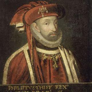 필립 2세, 스페인 왕 (1527-1598)