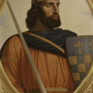 위그 드 프랑스, 베르망두아 백작, 십자군